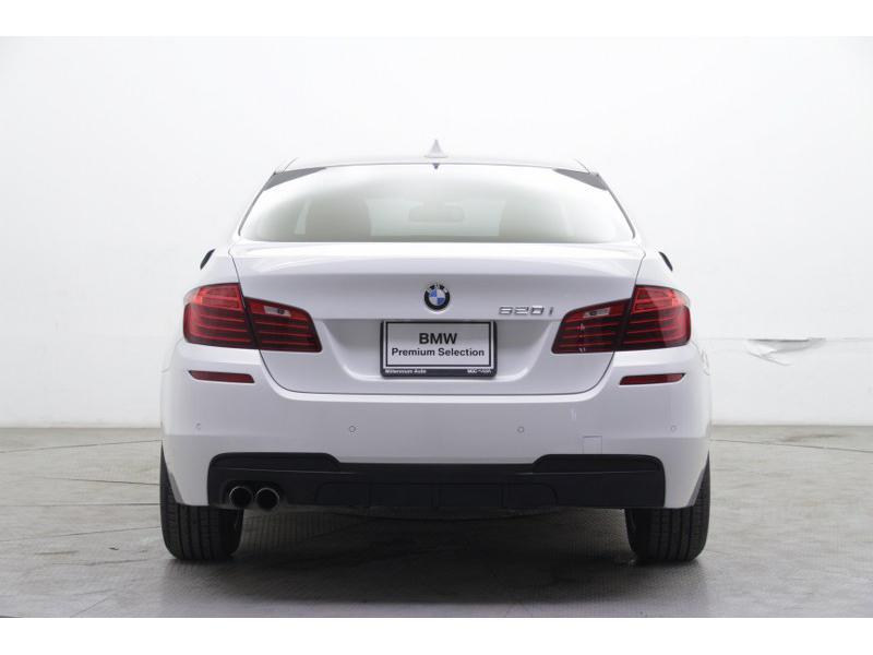 BMW 520i F10 Sedan 4dr Steptronic 8sp Rear Wheel Drive 2.0iTTi