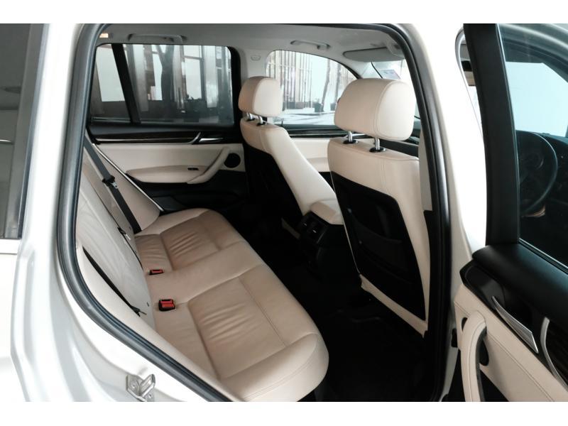 BMW X3 F25 Wagon 4dr xDrive20d Highline Steptronic 8sp 4 Wheel Drive 575kg 2.0DCT