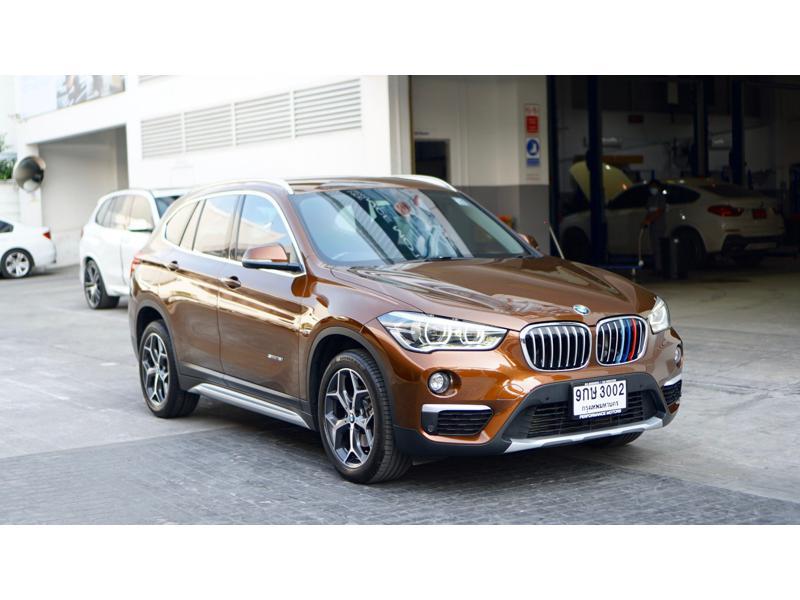 BMW X1 F48 Wagon 4dr sDrive18i xLine Steptronic 6sp Front Wheel Drive 1.5iTT