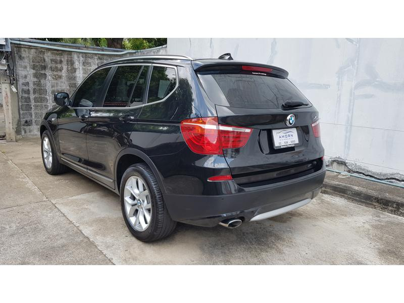 BMW X3 F25 Wagon 4dr xDrive20d Highline Steptronic 8sp 4 Wheel Drive 2.0DCT