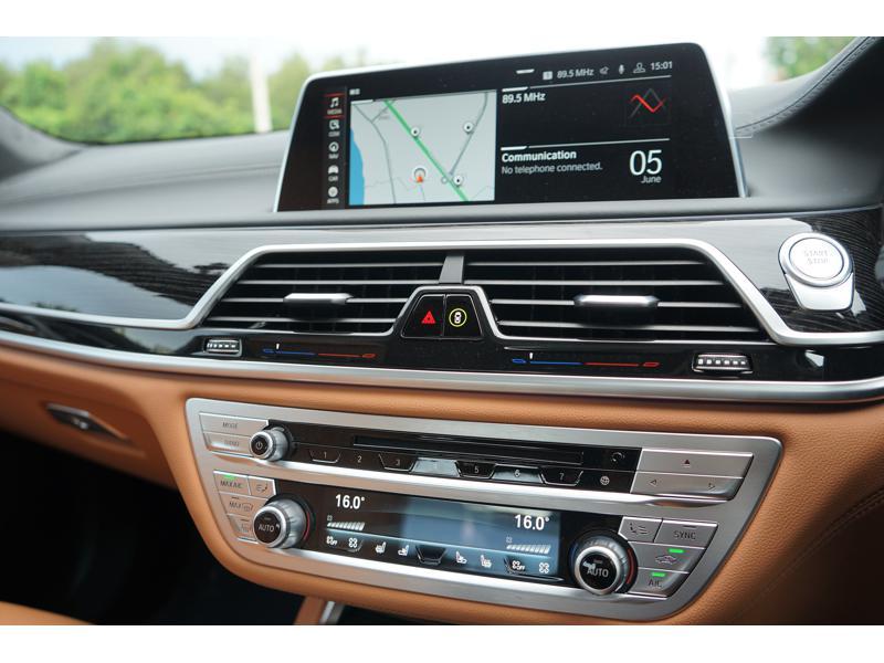 BMW 740Le G12 Sedan 4dr xDrive M Sport Steptronic 8sp Rear Wheel Drive 2.0TTi