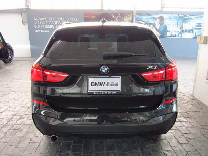 BMW X1 F48 Wagon 4dr sDrive18d M Sport Steptronic 8sp Front Wheel Drive 595kg 2.0DTi
