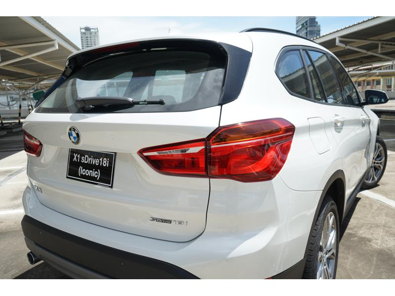 BMW X1 F48 Wagon 4dr sDrive18i Iconic Steptronic Front Wheel Drive 1.5TTi