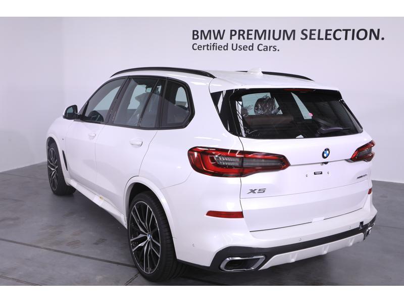 BMW X5 G05 Wagon 4dr xDrive30d M Sport SA 8sp 4 Wheel Drive 3.0DTTi (CBU)