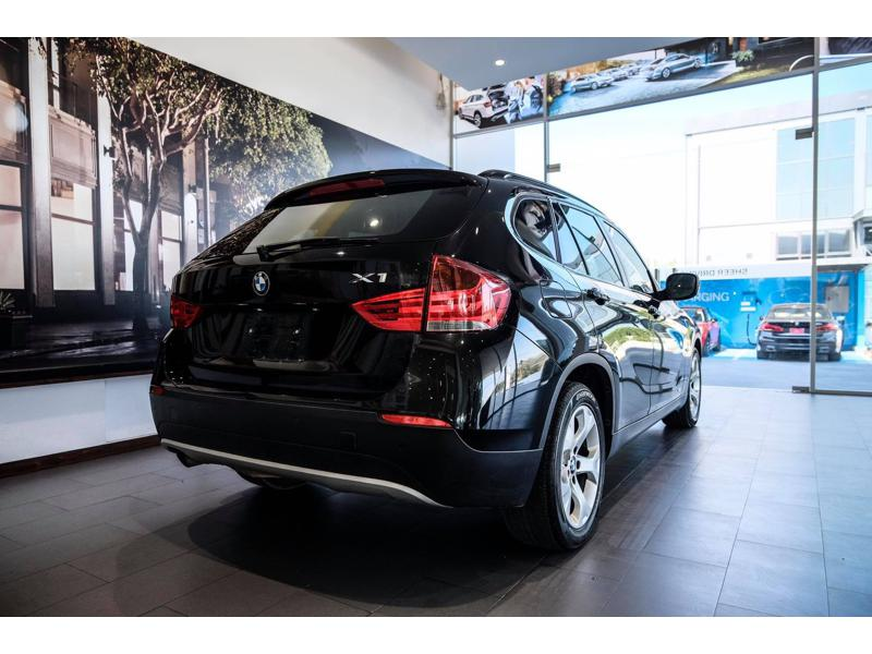 BMW X1 E84 Wagon 4dr sDrive18i Highline Steptronic 6sp Rear Wheel Drive 550kg 2.0i