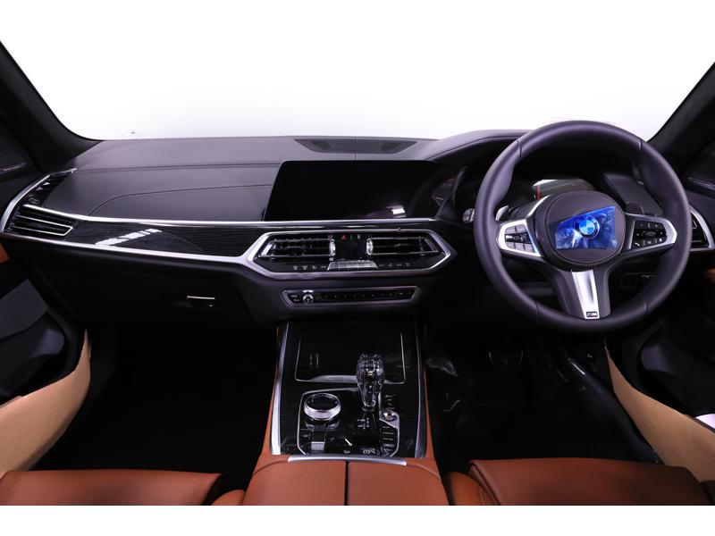 BMW X7 G07 Wagon 4dr M50d 7st Steptronic 8sp 4 Wheel Drive 3.0DTTi (CBU)