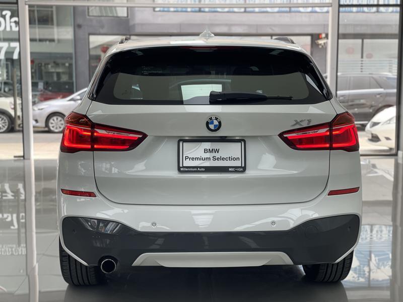 BMW X1 F48 Wagon 4dr sDrive18d M Sport Steptronic 8sp Front Wheel Drive 595kg 2.0DTi