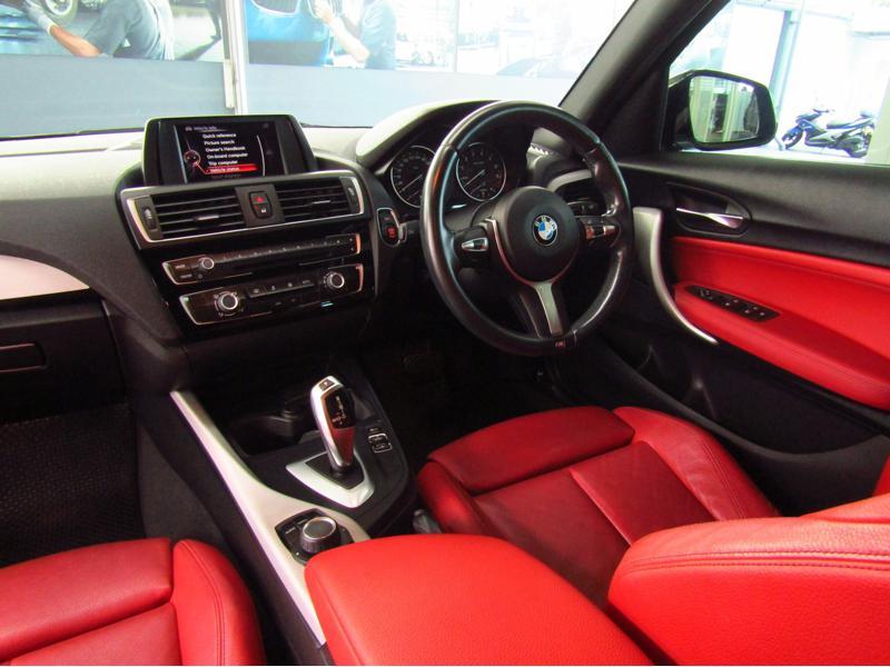 BMW 118i F20 Hatch 4dr M Sport Steptronic 8sp Rear Wheel Drive 1.6iTT