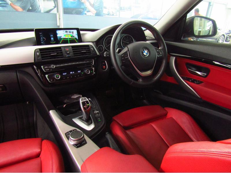BMW 320d F34 Sedan 4dr Gran Turismo Steptronic 8sp Rear Wheel Drive 2.0DTTi (Sport)