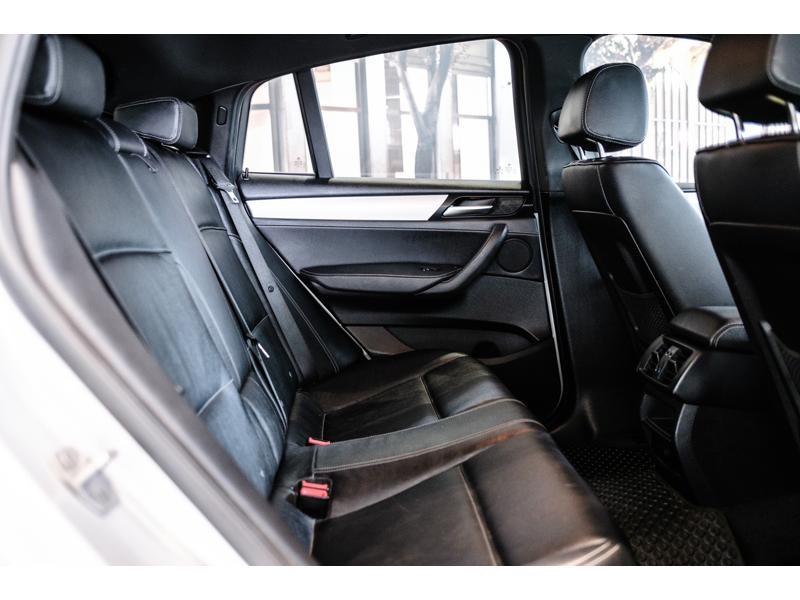 BMW X4 F26 Wagon 4dr xDrive20d M Sport Steptronic 8sp 4 Wheel Drive 590kg 2.0DTTi (CBU)